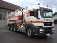 Kombispülwagen für Kanal & Reinigungsarbeiten