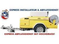 Hochdruckreinigung Express Installateur