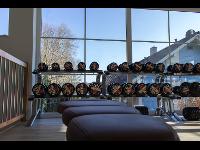 Fitness Studio Einblicke