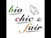 bio, chic & fair - Logo