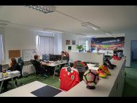 Neues fussballreisen.at-Kompetenzzentrum in Wien 23