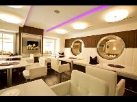 Stilvolle Lounge