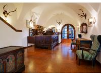 Lobby, Hotel Goldener Hirsch