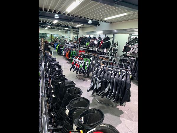 Vorschau - Motorradbekleidung