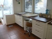 Untersuchungsraum für Neugeborene