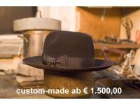 exklusiver Herrenhut ab €1500,00