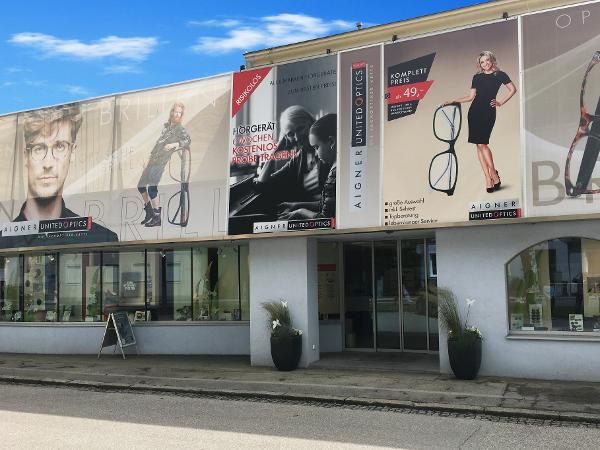 Filiale - Oberer Stadtplatz 25