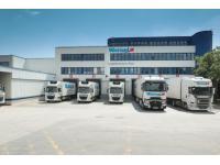 Zweitniederlassung Logistikzentrum Wien