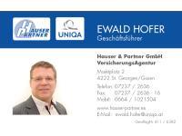 Hauser & Partner GmbH - Uniqa Generalagentur