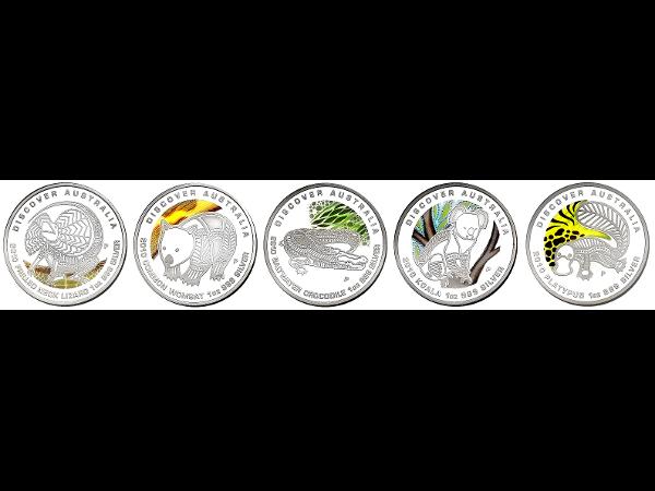 Vorschau - Münzen Australien