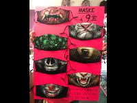 MNS - Masken