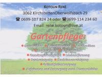 RENE'S GARTENPFLEGE u. Baumpflege