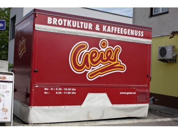 Vorschau - Foto 1 von Geier. Die Bäckerei GmbH