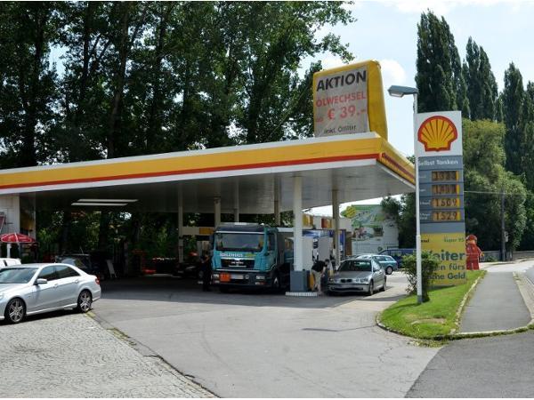 Vorschau - Foto 1 von Shell Tankstelle