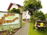 Hausansicht Gartenhaus