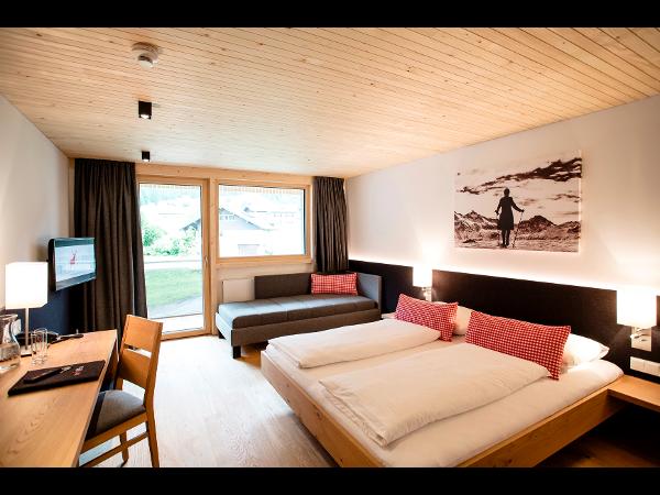 hotel hubertus werner z nd in mellau. Black Bedroom Furniture Sets. Home Design Ideas