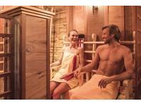 Balinesische Sauna in Bad Schallerbach