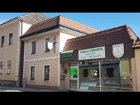 Geschäftseingang Hauptstraße 3