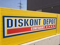 DISKONT DEPOT Wr. Neustadt - Lager