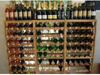 Sekt und Weinsortiment