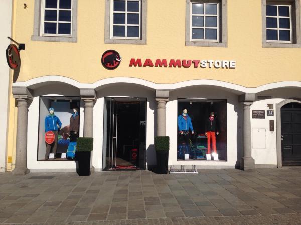 Vorschau - Mammut Store Linz