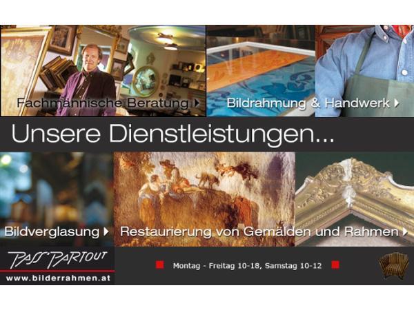 Vorschau - Bilderrahmen Eder - 1060 Wien