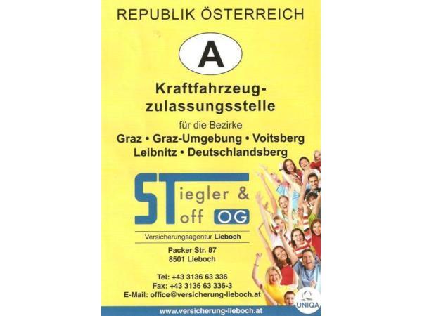 Versicherungsmaklerburo Christian Stiegler 8501 Lieboch