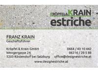 Kröpfel & Krain Estriche GmbH
