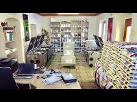 Filterausstellung im Shop