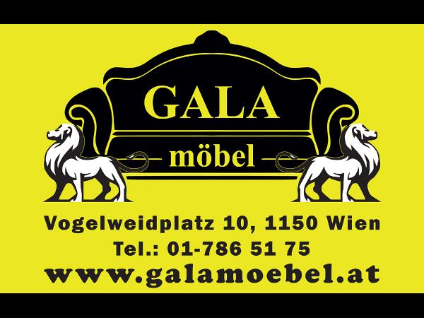 Vorschau - Gala Möbel Visitenkarte