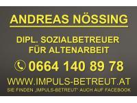 IMPULS-BETREUT, Seniorenbetreuung Andreas Johann