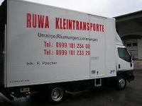 RUWA Kleintransporte