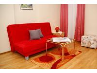 Appartement III - Wohnzimmer