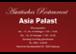 Asiatisches Restaurant Asia Palast