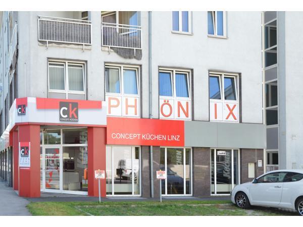 Outdoor Küche Linz : Traumhaftes penthouse in der linzer altstadt mit möblierter küche