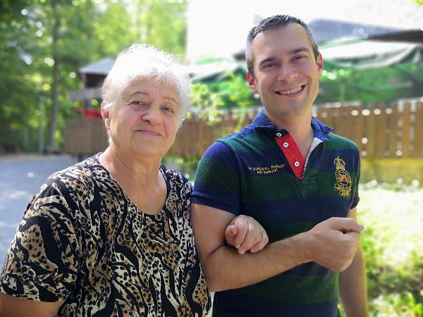 liebevolle Betreuung für Senioren