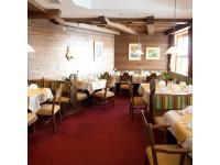 Der traditionelle Restaurantbereich
