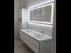 Thumbnail - ein Blickfang - der beleuchtete Spiegelschrank