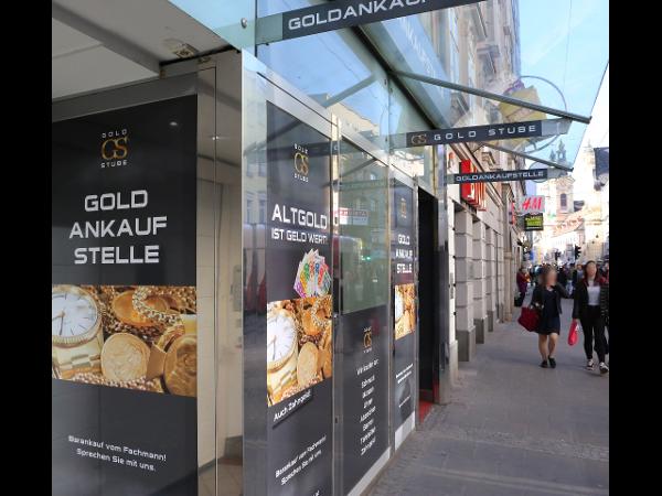 Goldstube Linz: Goldankauf in bar zu gutem Preis