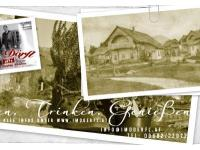 Hütten - Camping - Wirtshaus 'Im Dörfl Anno 1873' in Irdning, Steiermark