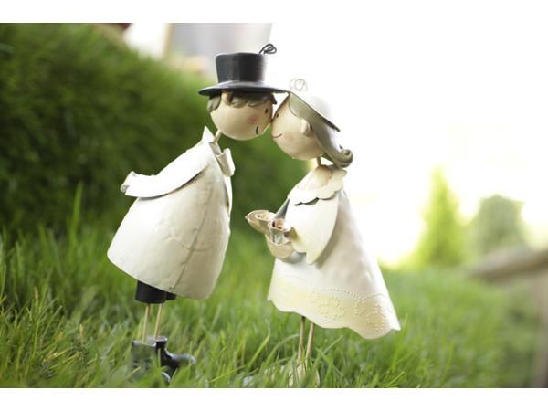 Heiraten im Erlebnisgarten - das