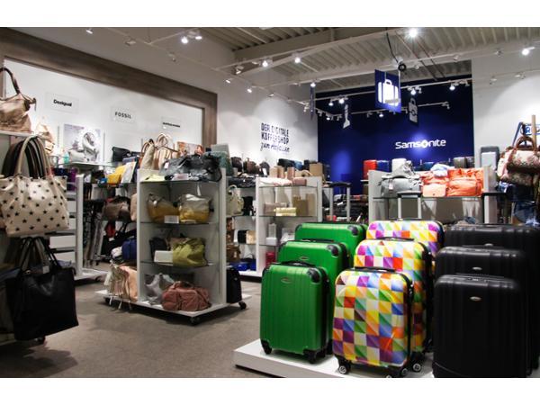 Ströhle Rankweil: Koffer, Trolleys, alles rund ums Reisegepäck