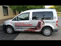 Auto für mobile Tätigkeiten