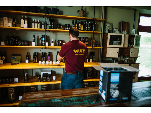 Vorschau - was darfs denn sein? ein gefiltertes oder ungefiltertes Olivenöl? - Foto von m.wulz