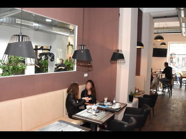 Friseurcafe