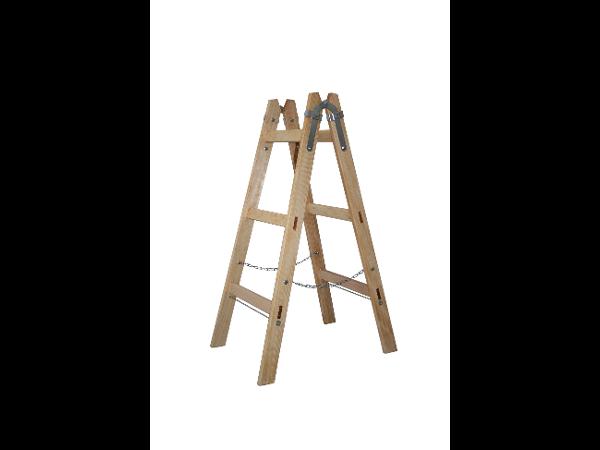 Vorschau - Holzstehleiter