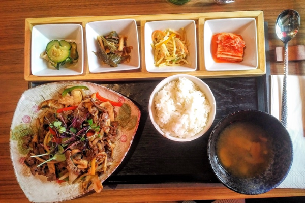 Yori Korean Dining 1010 Wien Restaurant Koreanisch Herold