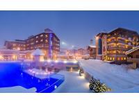Winter im 4 * Alpinresort Sport & Spa Hotel in Saalbach