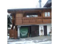 Das Holzbauappartement klein aber fein !