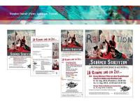Theater Transit (Flyer, Anzeige, Plakat)